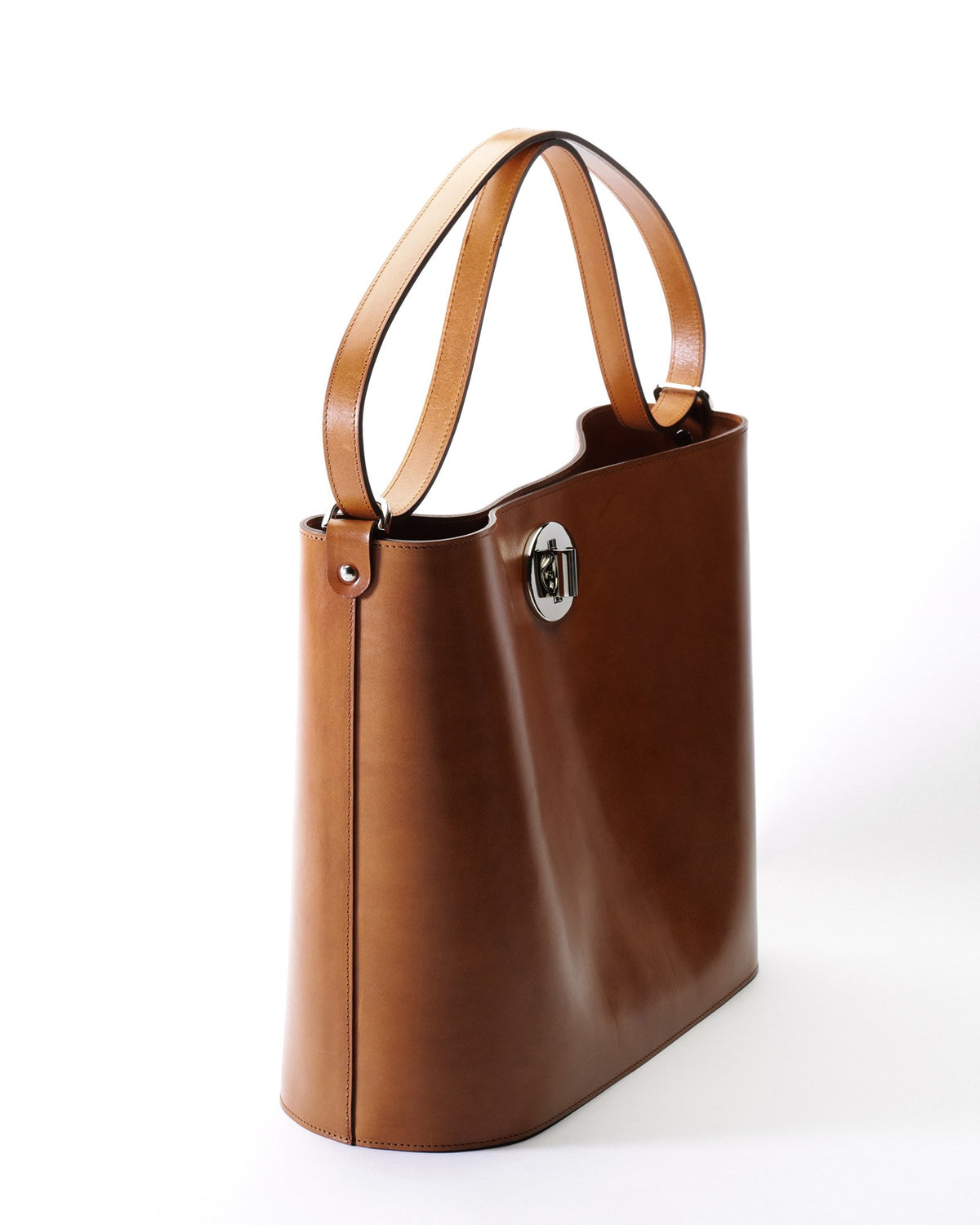 The Darlingmax Large Tote - Tan