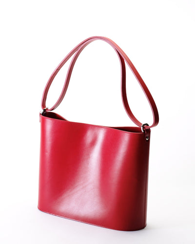 The Darlingmax Medium Tote - Red