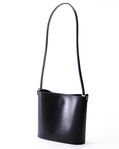 The Darlingmax Small Tote - Black