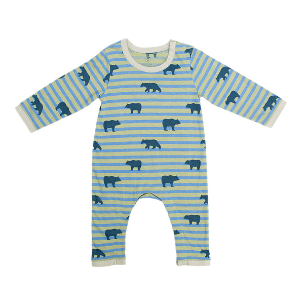 Grizzly Bear Long Sleeve Onesie