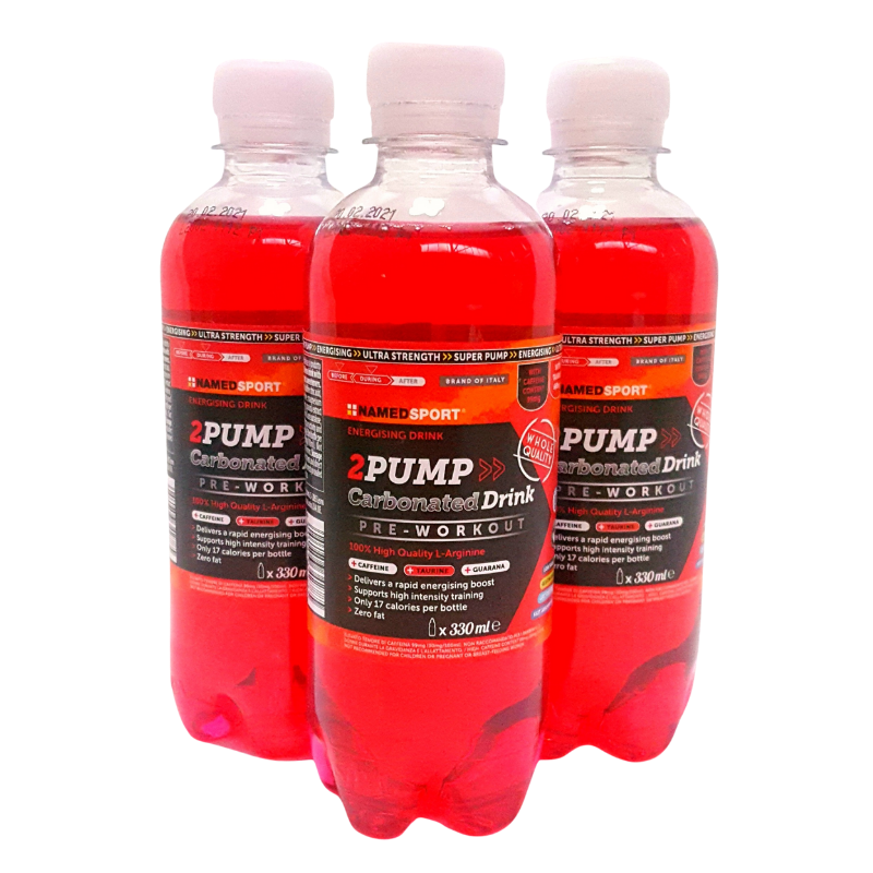 2PUMP Arginine Drink (Carbonated) 330ml