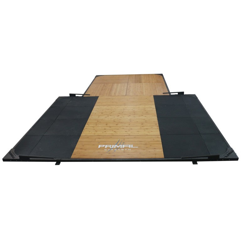 Primal Strength Integrated Olympic Lifting Platform for Stealth Half Rack/Full Rack