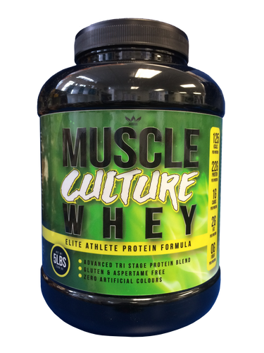 Muscle Culture Whey