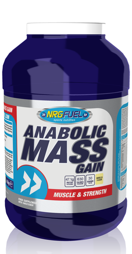 Anabolic Mass Gain
