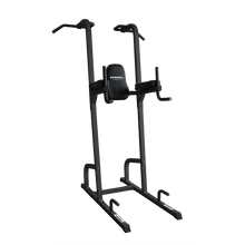 Load image into Gallery viewer, Primal Strength Stealth Primary Fitness Chin/Dip Power Tower