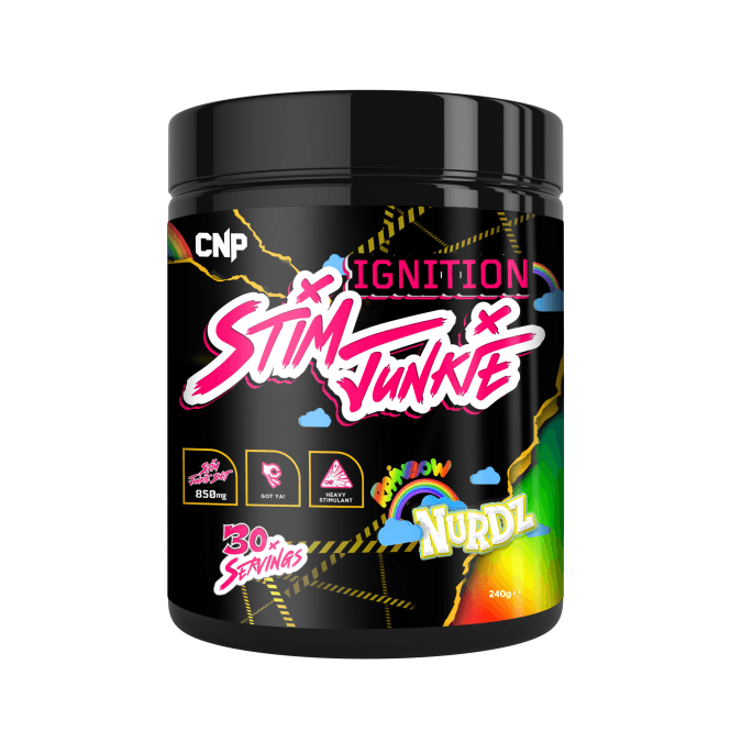 Ignition Stim Junkie