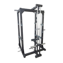 Load image into Gallery viewer, Primal Strength Lat Pull-Down & Low-Row Attachment for Commercial HD Power Rack