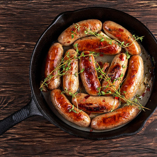 8x Butcher's Pork Sausages