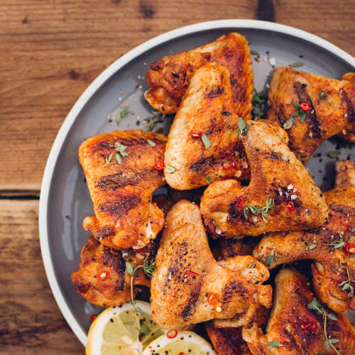 2kg Salt & Pepper Chicken Wings