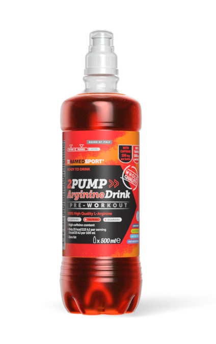 2PUMP Arginine Drink (Still) 500ml