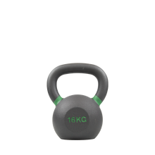 Load image into Gallery viewer, Primal Strength Rebel Commercial Fitness Premium Cast Kettlebells 8kg-40kg (Single)