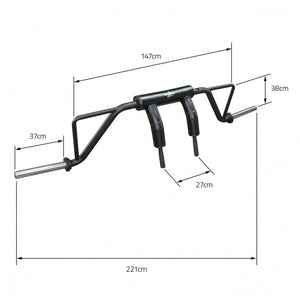 Primal Strength Safety Squat Bar