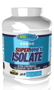 Super Whey Isolate