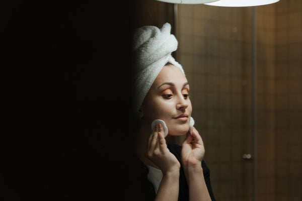 Do you avoid looking in the mirror? How good is your skin care routine?