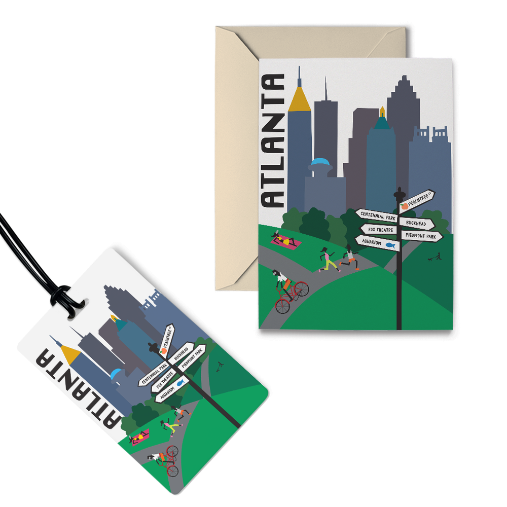 The Atlanta City Set