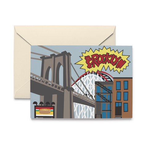 Brooklyn Note Cards
