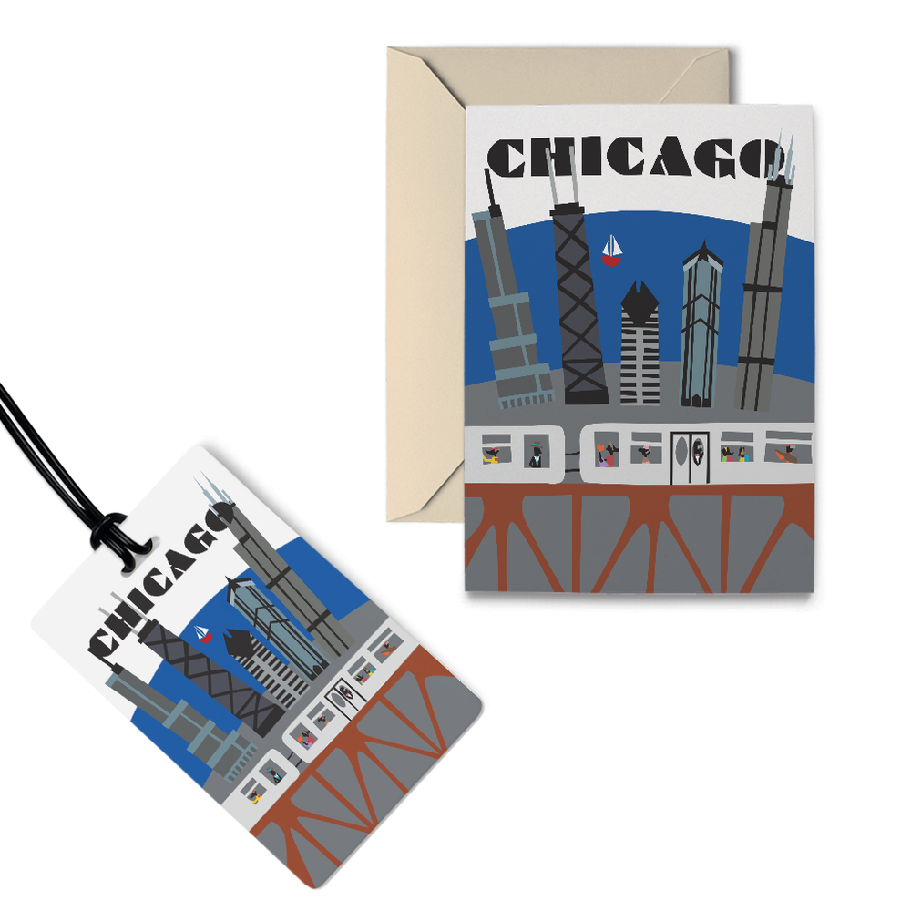 The Chicago City Set