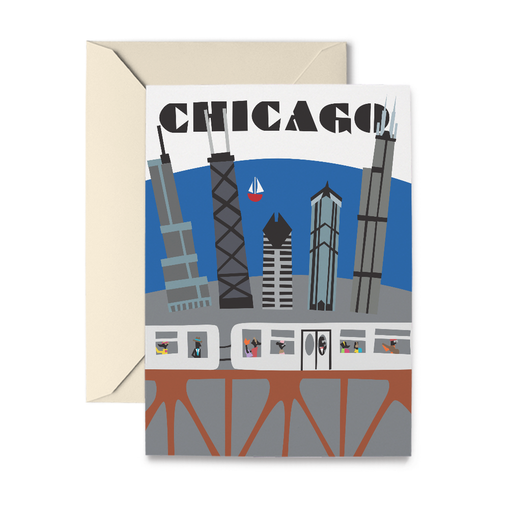 Chicago Note Cards