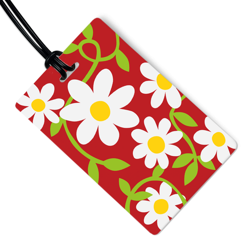 Daisy Power Luggage Tag