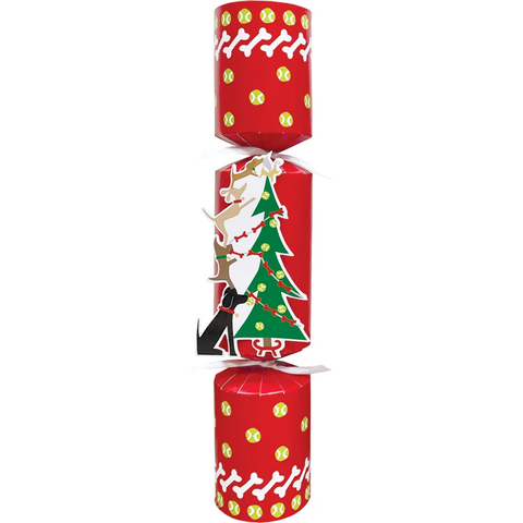 Doggie Decorating Tree, Pet Toy Cracker