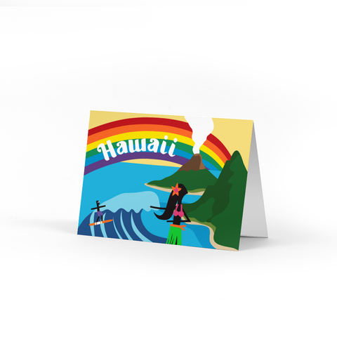 Hawaii Note Cards