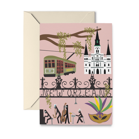 New Orleans Note Cards