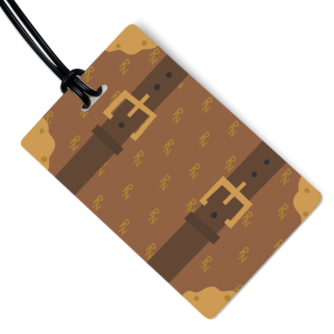 RN Trunk Luggage Tag