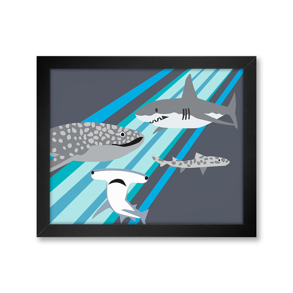 Shark, Limited Edition Print