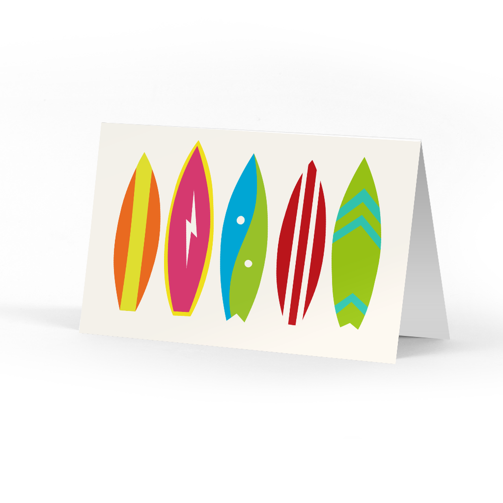 Surfboards Happy Notes
