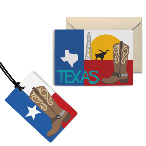 The Texas Set