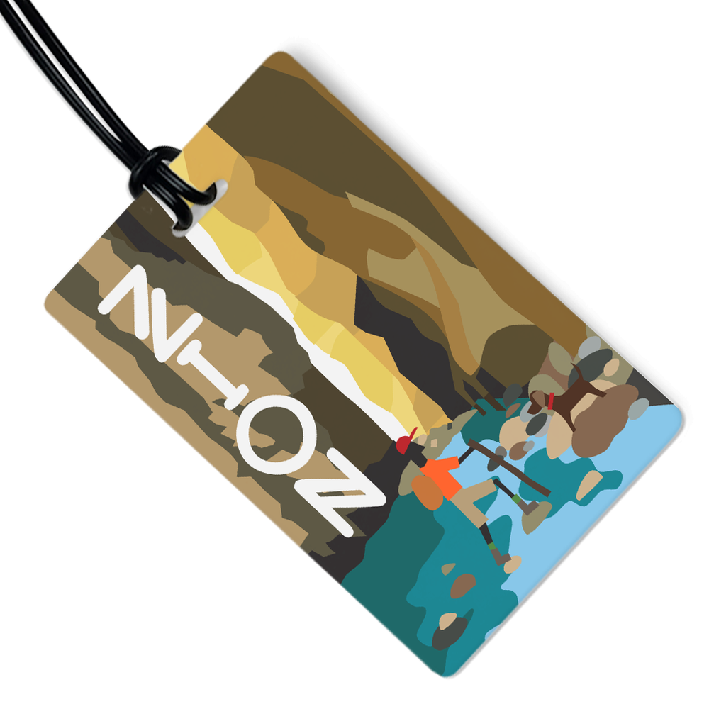Zion Luggage Tag