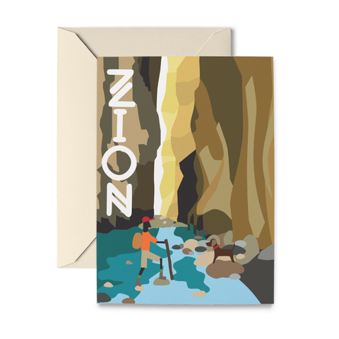 Zion Note Cards
