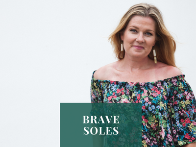#THEGOODTRIBE INTERVIEW WITH CHRISTAL EARLE, FOUNDER OF BRAVE SOLES