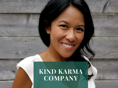 #THEGOODTRIBE INTERVIEW WITH LAURINDA LEE-RETTER, FOUNDER OF KIND KARMA COMPANY