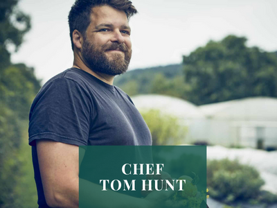 MEET THE CONSCIOUS FOODIE, CHEF TOM HUNT