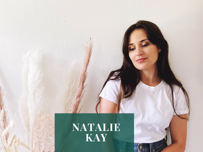 #SlowingDownFashion with Natalie Kay, Founder of Sustainably Chic