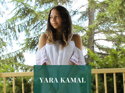 #THEGOODTRIBE INTERVIEW WITH,YARA KAMAL, FOUNDER OF SCORIA