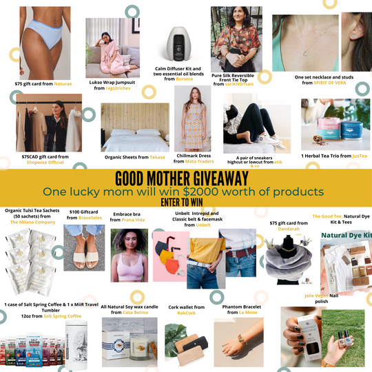 Mothers Day Giveaway Contest, Good Mother Gift Away