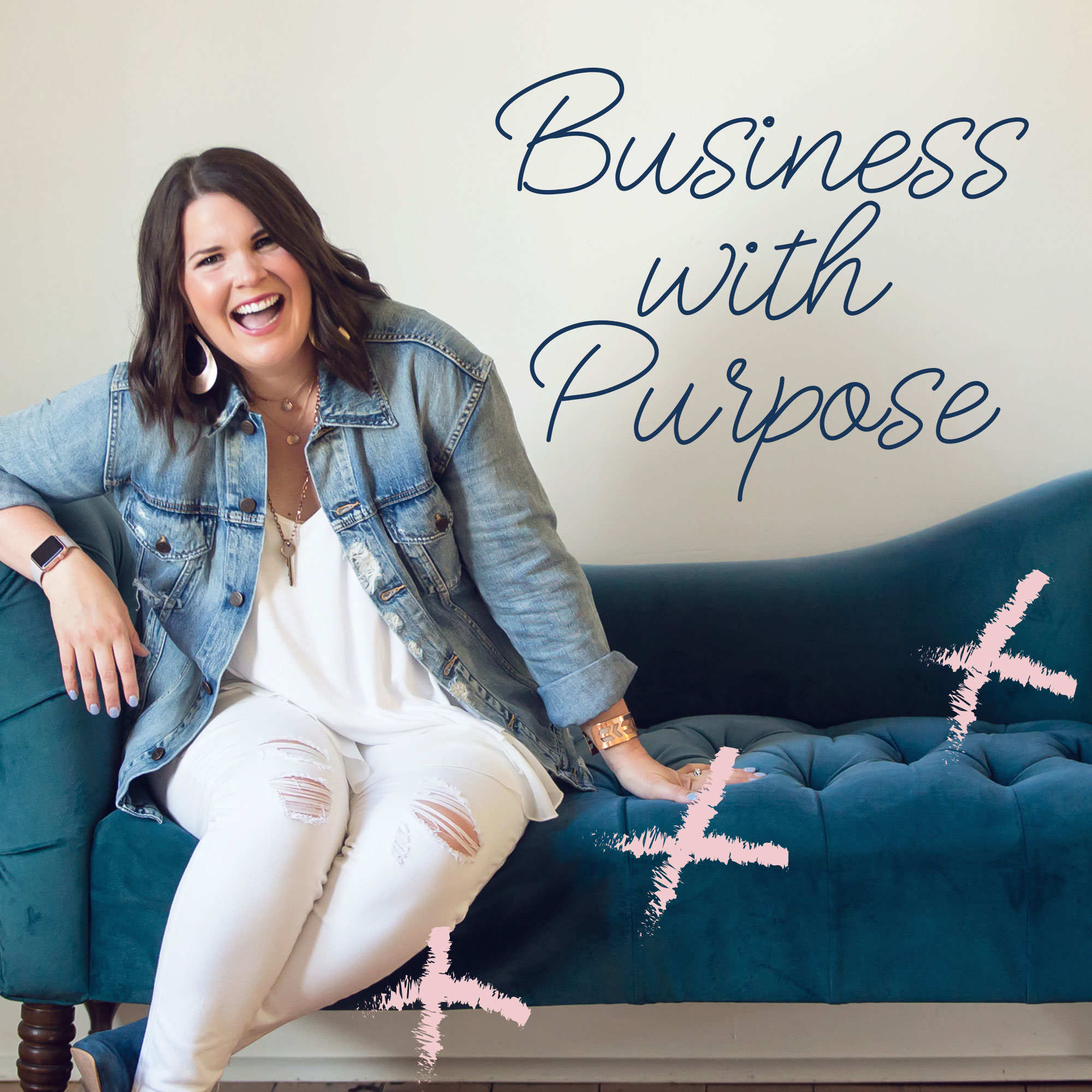 Molly Stillman Still Being Molly Podcast Business with Purpose