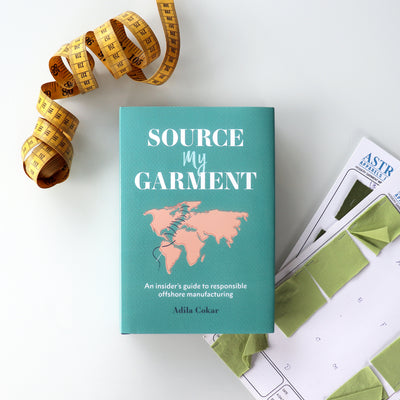 Source My Garment- An Insider's Guide To Responsible Offshore Manufacturing - The Good Tee