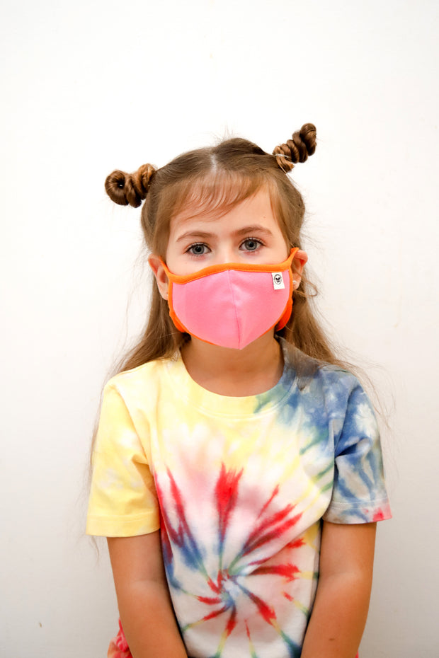 The Made Good Do Good Reusable Face Mask for Kids- 2 PACK [PREORDER] - The Good Tee