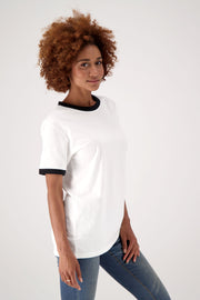 Unisex Ringer Tee - The Good Tee
