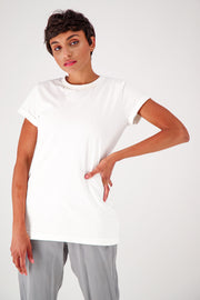 The Slim Fit Short Sleeve Organic Crewneck - The Good Tee