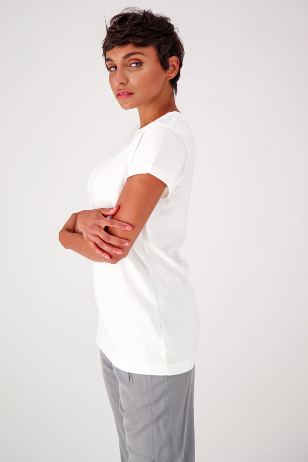 Women's Slim Fit Short Sleeve Crewneck - The Good Tee