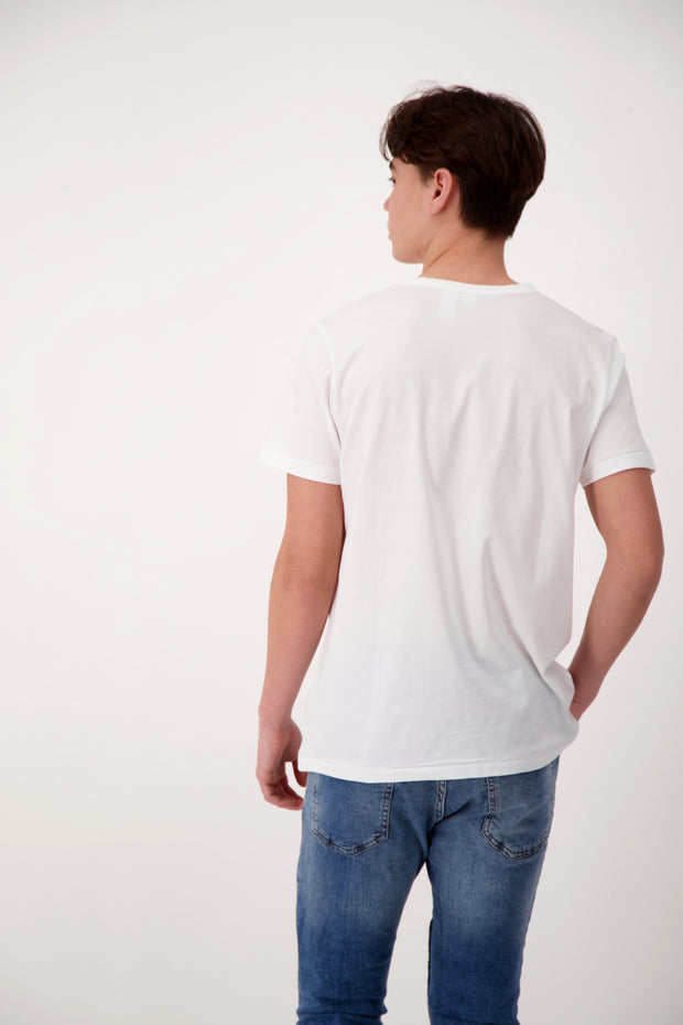 white shirt men's organic cotton