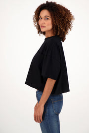 [PRE-ORDER] Fair & Fave Cropped Pocket Tee