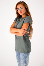 sustainable short sleeve t-shirt