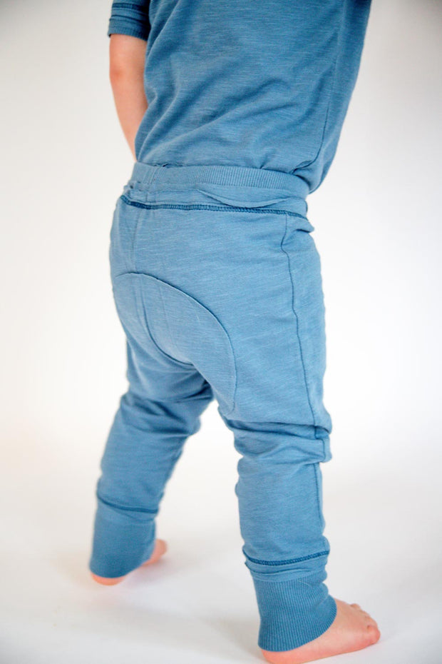 The Organic Cotton Baby Legging