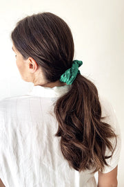 organic cotton scrunchies
