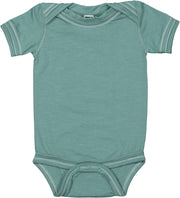 The Fair Trade Baby Short Sleeve Diaper Shirt - The Good Tee
